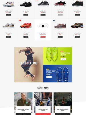 Tienda de calzados